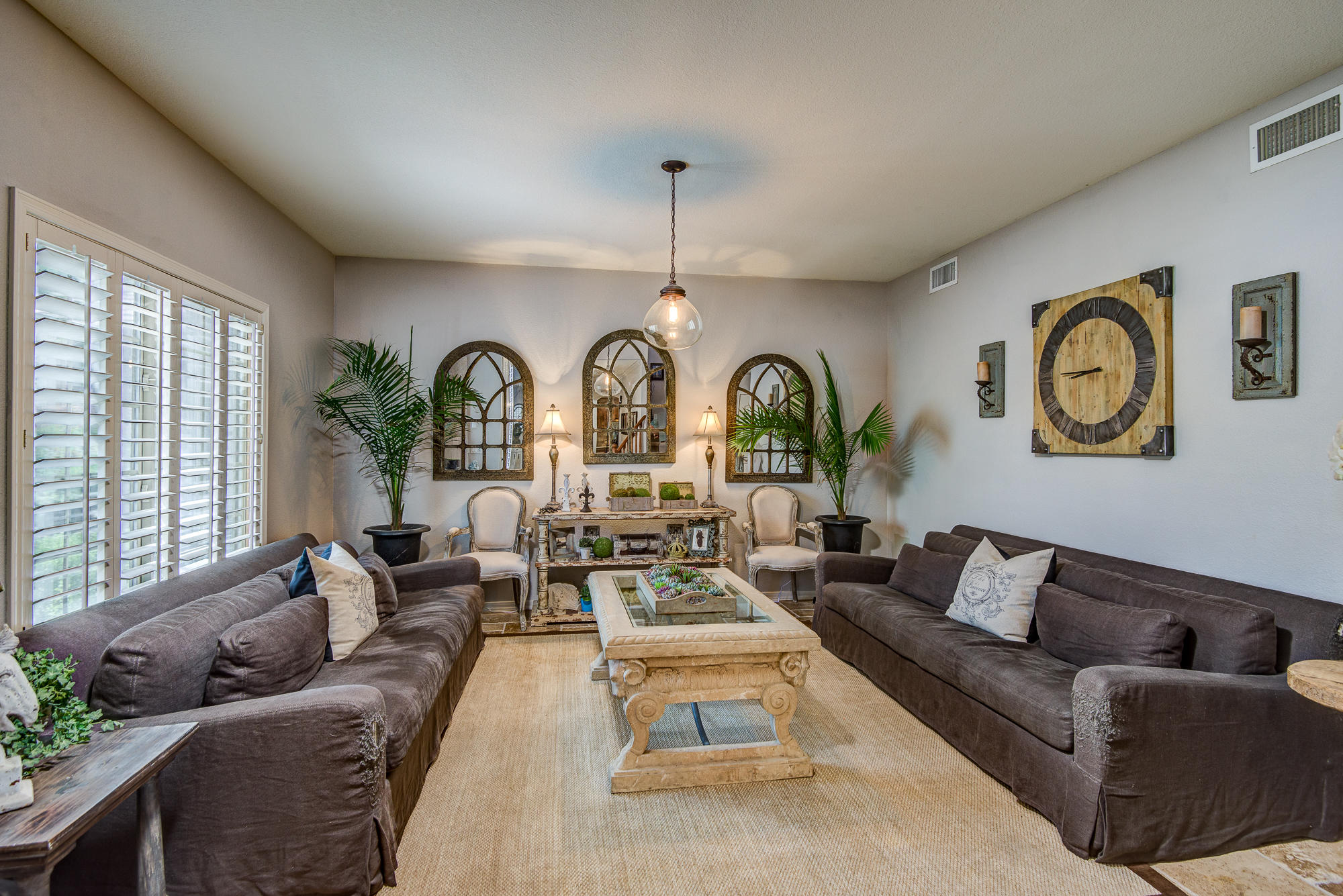 lighting a room. Layered Lighting Is A Great Way To Add Depth And Make Room Feel More Luxurious! Luxury Equals Better Perceived Value! So, If Your Home Listed For Sale